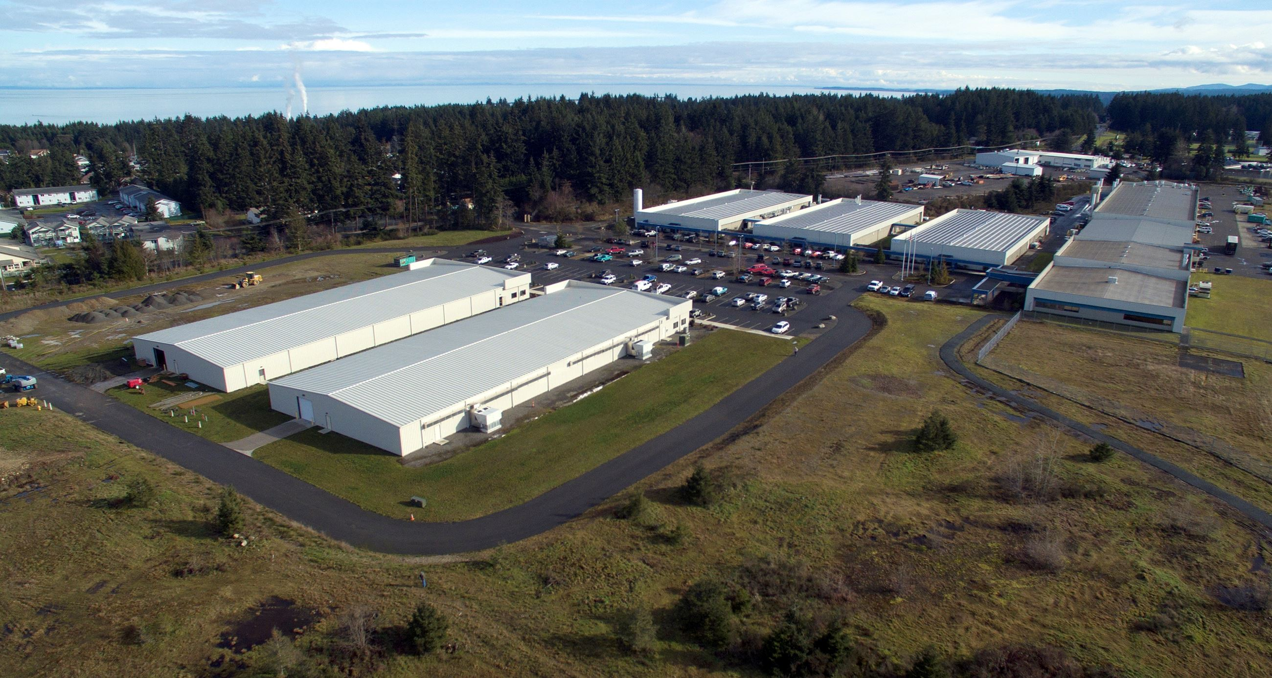 Composites Manufacturing Campus